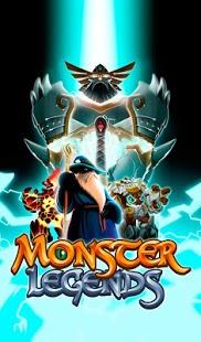 monster legends взлом на кристаллы