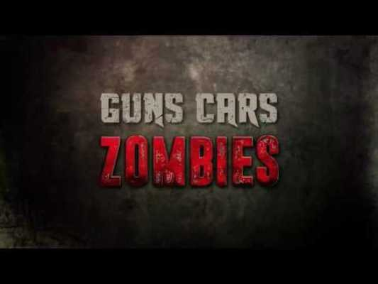 Логотип Guns, Cars and Zombies