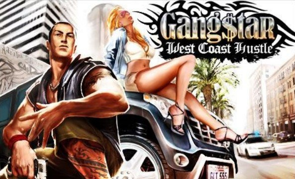 Логотип Gangstar: West Coast Hustle