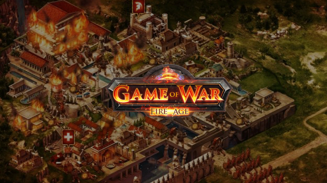 Логотип Game of War