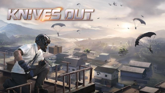 Логотип Knives Out