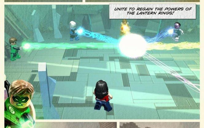 LEGO Batman: Покидая Готэм - mobplayer.net