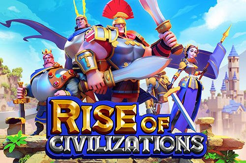 Логотип Rise of Civilizations