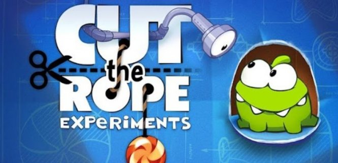 Логотип Cut the Rope: Experiments Free