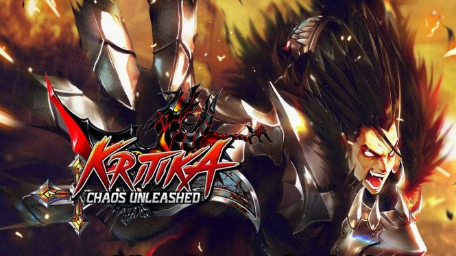 Логотип Kritika: Chaos Unleashed