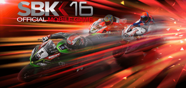 Логотип SBK16 Official Mobile Game