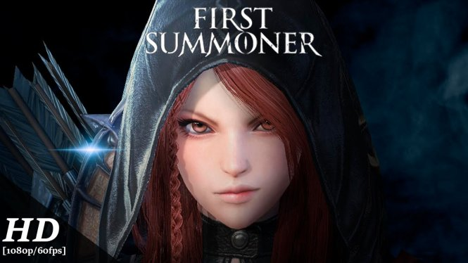 Логотип First Summoner